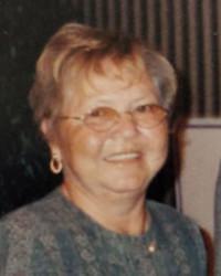 Mary Agnes Lorraine Peltier Trudeau  2019 avis de deces  NecroCanada