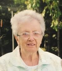Bernice Norman Thompson  Tuesday September 24th 2019 avis de deces  NecroCanada