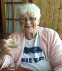 Marian Joyce Roberts Harrison  Monday October 7th 2019 avis de deces  NecroCanada