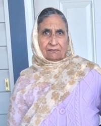 Bhajan Kaur DHALIWAL  2019 avis de deces  NecroCanada