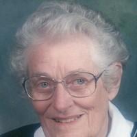 Elizabeth Mary Schmiedl  September 19 1922  November 12 2019 avis de deces  NecroCanada