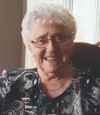Fernande Poirier  24 octobre 1923 – 09 novembre 2019