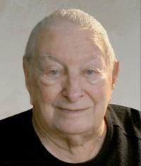Harold Leger  1921  2019 (98 ans) avis de deces  NecroCanada