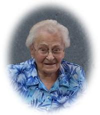 Josephine Cossette Walliser  Tuesday November 12th 2019 avis de deces  NecroCanada