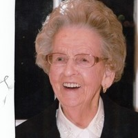Mary Frances Soloman Marshall  November 17 1921  November 11 2019 avis de deces  NecroCanada