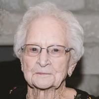 Elda Richmond  November 10 1924  November 14 2019 avis de deces  NecroCanada
