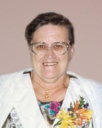 Yvette F Myre 13 novembre avis de deces  NecroCanada