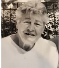 Evelyn Robina Fogg Woodward  Sunday November 10th 2019 avis de deces  NecroCanada