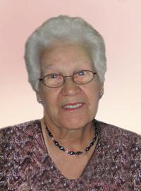 Mme Marie-Berthe Vigneault MORIN  Décédée le 15 novembre 2019