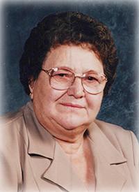 POPIWCHUK Gladys  October 25 1940