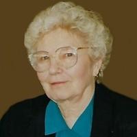 Phyllis Isabella Mary Pound  December 28 1923  November 12 2019 avis de deces  NecroCanada