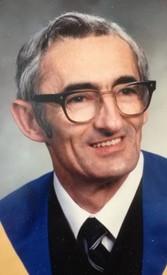 Rev Clayton Angus Cook  2019 avis de deces  NecroCanada