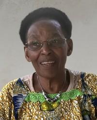 Therese Mbunduguru  1936  2019 (83 ans) avis de deces  NecroCanada