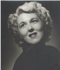 Joan Evelyn Snow SEMEREDY  2019 avis de deces  NecroCanada