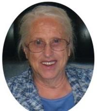 Mabel Joyce Sundquist Johnson  Sunday November 17th 2019 avis de deces  NecroCanada