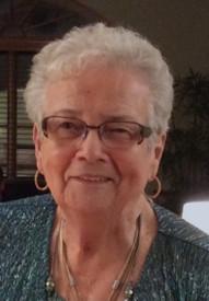 Jeannette Ruth Zerr  May 25 1930  November 18 2019 (age 89) avis de deces  NecroCanada