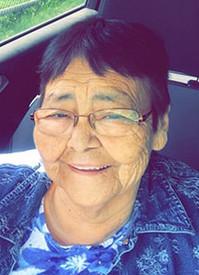 Violet Gladys Benjamin  2019 avis de deces  NecroCanada