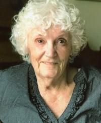 Elaine Mary Graham  August 24 1934  November 20 2019 avis de deces  NecroCanada