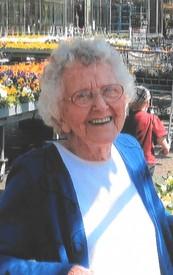 Patricia Rose May  October 6 1916  November 20 2019 (age 103) avis de deces  NecroCanada