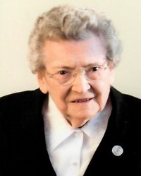Soeur Marie-Therese D'Amboise  2019 avis de deces  NecroCanada