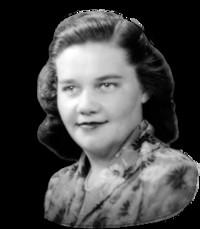 Marie Jean Clark  2019 avis de deces  NecroCanada
