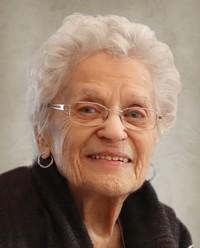 Fernande Bernier Collin  1921  2019 (98 ans) avis de deces  NecroCanada