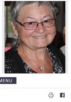Lillian Michaud  2019 avis de deces  NecroCanada