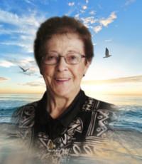 Marie-Rose dit Rosette Robichaud  2019 avis de deces  NecroCanada