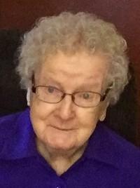 Irene H Burt  2019 avis de deces  NecroCanada