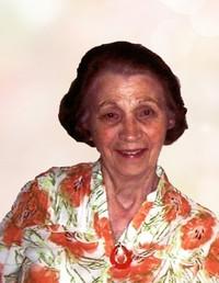 Emilia Millie Mendiuk  November 2 1926  November 23 2019 (age 93) avis de deces  NecroCanada