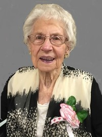 Margaret Abbie Eugenia Smylie  April 27 1923  November 24 2019 (age 96) avis de deces  NecroCanada
