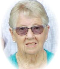 Eileen VanDamme  Wednesday November 27th 2019 avis de deces  NecroCanada