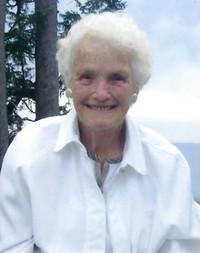Mae Hayward nee Robinson  May 8 1929 – November 23 2019 avis de deces  NecroCanada
