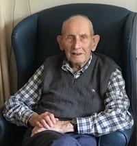 Arthur Frederick Fred Rigby  June 5 1920  November 25 2019 (age 99) avis de deces  NecroCanada