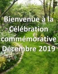 COMMeMORATION MENSUELLE DES DeFUNTS Decembre   2019 avis de deces  NecroCanada