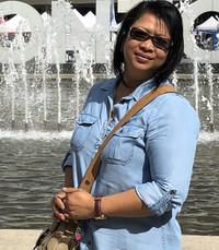 Alma Manalili  Tuesday December 31st 2019 avis de deces  NecroCanada