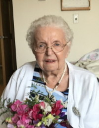 Doris Ida McClennon  September 22 1925  December 5 2019 avis de deces  NecroCanada