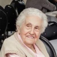 Mme Beatrice Bertrand 1920-  2019 avis de deces  NecroCanada