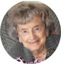 Beryl Frances Wood  19202019 avis de deces  NecroCanada