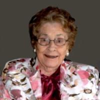 Anne Martha Thompson  August 11 1924  December 09 2019 avis de deces  NecroCanada