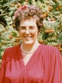 Mae Neale  March 30 1935  November 19 2019 avis de deces  NecroCanada