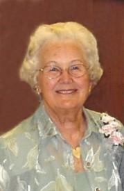 Bertha Esther Wotton Minish  June 13 1920  December 8 2019 (age 99) avis de deces  NecroCanada