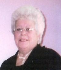 Mae Edith Brown  Monday December 9th 2019 avis de deces  NecroCanada