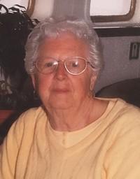 Mrs Julie Miller Nee Girvin  19342019 avis de deces  NecroCanada