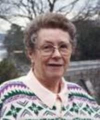 Leontine David nee Lebot  December 18 2005 avis de deces  NecroCanada