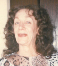 Ruby Florence Gale Hintz  Saturday December 14th 2019 avis de deces  NecroCanada
