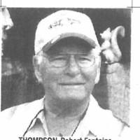 Robert F THOMPSON  2019 avis de deces  NecroCanada