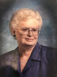Hazel Jean Richardson  2019 avis de deces  NecroCanada