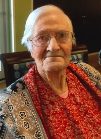 Hilda Dewald  April 29 1921  December 20 2019 (age 98) avis de deces  NecroCanada