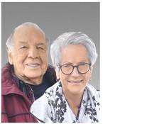 Andre Borgia et Aurore Perron  2019 avis de deces  NecroCanada